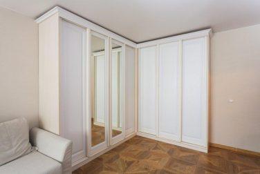 Угловой шкаф-купе Мариетта
