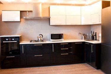 Черная кухня День и ночь