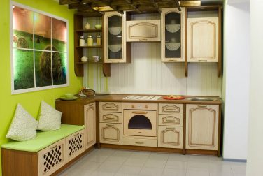 Классическая кухня Палермо