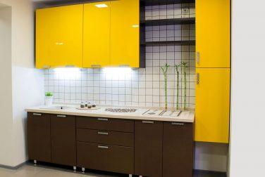 Желтая кухня Джалло
