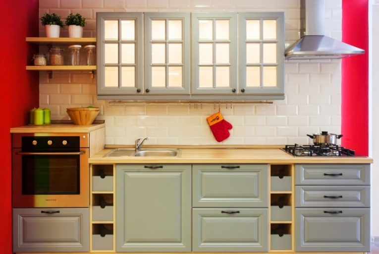 Пример изготовленной кухни 6